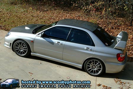 Index Of Photographs 2006 Wrx Sti Silver Full