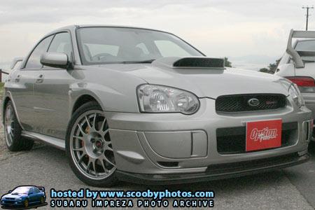 Models of Subaru Cars 2009